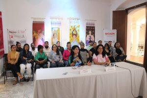 Apertura Seculta espacios artísticos para las mujeres