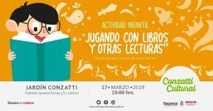Invita Seculta al programa de fin de semana cultural en el Conzatti