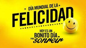 Día mundial de la felicidad… Morena: Horacio Corro Espinosa