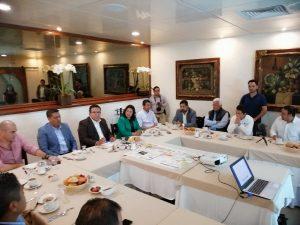 Avanza integración de Instituto de Planeación en Oaxaca: Sinfra