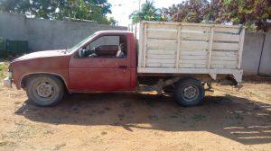 En la Costa, recuperan camioneta con reporte de robo vigente