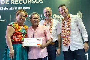 Avanza reconstrucción del Istmo, Alejandro Murat anuncian inversión de más de 4 mil mdp