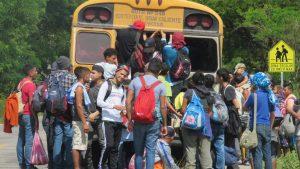 Tarjetas humanitarias podrían generar un problema entre México y Honduras