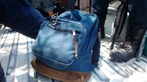 Detiene Policía Estatal a probable responsable de robo a turistas