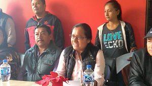 Responsabilizan a excandidata del secuestro que viven habitantes de San Juan Mazatlán, Mixes