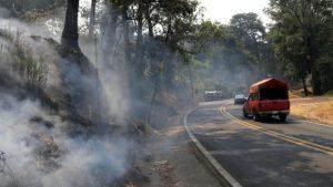 Pese a incendios forestales quitaron fondos a Conafor