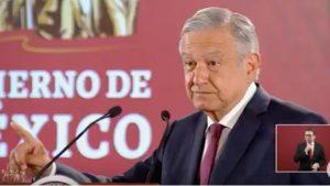 AMLO ofrece una disculpa a la familia Del Mazo González porque no fue asesor del NAICM