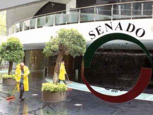 El Senado es un pésimo patrón, acusan; critican outsourcing