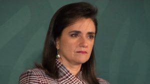 Trabajadores y patrones son tratados de la misma manera en materia fiscal: Margarita Ríos-Farjat, titular del SAT
