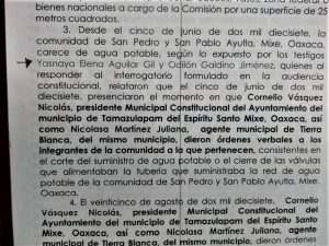 S22-CNTE, Adelfo-Hugo y Yásnaya, avivan lío mixe: Alfredo Martínez de Aguilar
