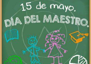 Otro Día del maestro: Horacio Corro Espinosa