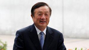 Apple es mi maestro: fundador de Huawei