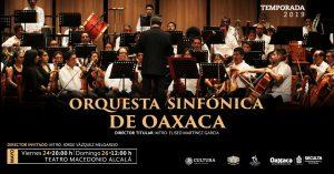 Ofrecerá Orquesta Sinfónica de Oaxaca música mexicana en el Alcalá