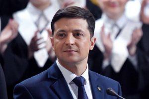 El joven y cómico Presidente de Ucrania: *Francisco Ángel Maldonado Martínez