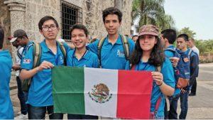 Orgullo mexicano: niños ganan primer lugar en la olimpiada matemática de Centroamérica
