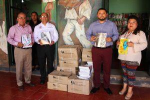 Ayuntamiento capitalino enriquece acervo de bibliotecas públicas municipales