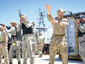 Washington envía marinos a Centroamérica