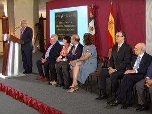 Buena relación con España se mantendrá: López Obrador