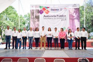Realizará Economía Audiencia Pública en Capulálpam de Méndez