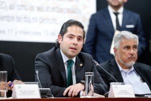 Celebra Partido Verde acuerdo para votar por unanimidad el T-MEC