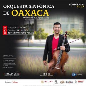 Invita Seculta a disfrutar del octavo concierto sinfónico