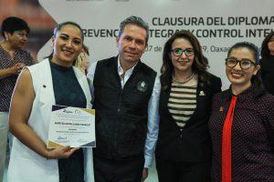 """Clausura SESESPO diplomado """"Prevención integral y control inteligente del delito"""""""