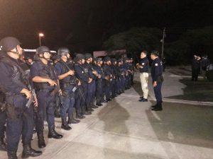 Implementan operativo sorpresa en Centro Penitenciario de Juchitán