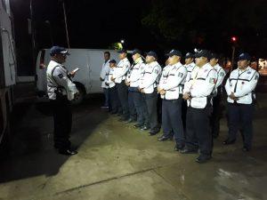Detenidos 21 conductores en el Operativo Preventivo Alcoholímetro