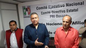 Regresa Héctor Pablo al PRI, descarta que sea por un cargo público