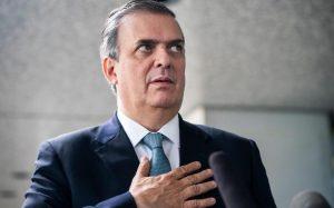 La soberanía hay que defenderla, no negociarla: Luis Octavio Murat