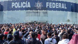 Crisis en Policía Federal beneficia a la inseguridad, advierte PAN