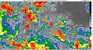 Alerta CEPCO por tormentas y mar de fondo en Oaxaca