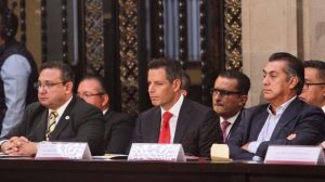 Oaxaca se suma a los acuerdos para fortalecer acciones de seguridad pública: Alejandro Murat