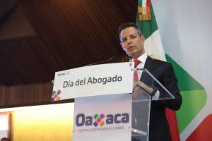 Acabarán los incendios de fin de sexenio en oficinas: Alfredo Martínez de Aguilar