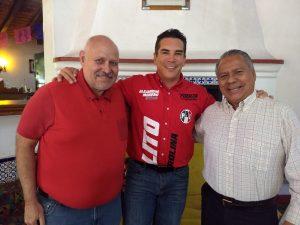 Perdió soberbia al PRI, hacerlo ganador exige tamaños: Alito: Alfredo Martínez de Aguilar