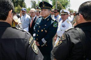 A defender fuerzas armadas llama General Aponte Polito: Alfredo Martínez de Aguilar
