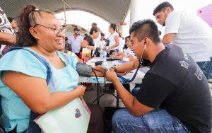 ¡Llevamos 9 días! Seguimos avanzando en la región del Istmo de Tehuantepec
