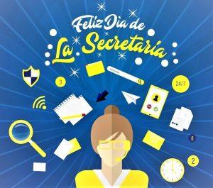 Día de las secretarias: Horacio Corro Espinosa