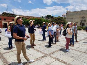 Conocen agencias de viajes de la Ciudad de México oferta turística de Oaxaca