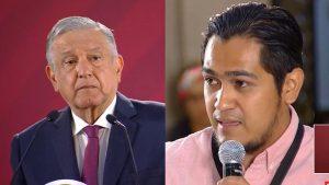 Así odia el presidente a los comunicadores: Horacio Corro Espinosa