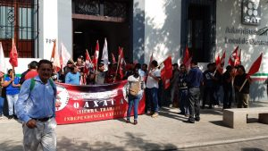 Llueve amenazas y protestas a una semana de la Guelaguetza