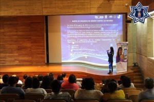 Trabaja SSPO para garantizar la seguridad de niñas y mujeres oaxaqueñas