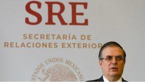 México sigue comprometido en el combate antidrogas, responde SRE a EU