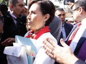 Vinculan a proceso a Robles; le imponen prisión preventiva