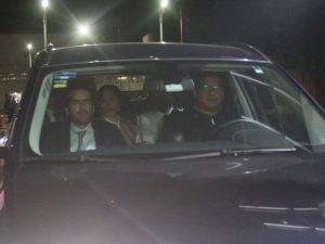 Trasladan a Rosario Robles al penal de Santa Martha Acatitla