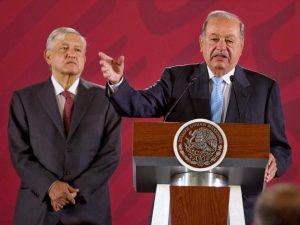 Intrascendente, crecimiento económico de México: Slim
