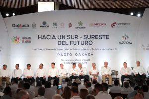 Pacto Oaxaca: Luis Octavio Murat