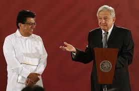 Adelfo Regino, capo político en zona mixe: Alfredo Martínez de Aguilar