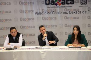 Pacto por Oaxaca, por el desarrollo Sur- Sureste: Alfredo Martínez de Aguilar