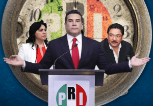 PRI: última oportunidad en lucha Madrazo-Ivonne-Ulises vs. Alito: Carlos Ramírez